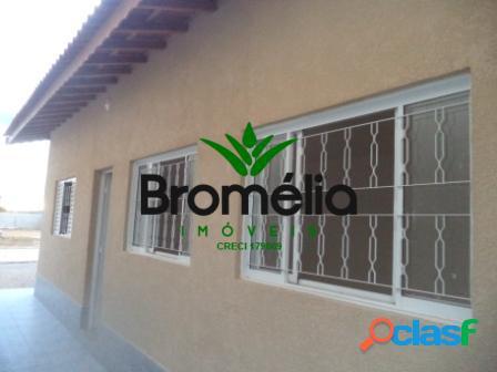 Casa c/2 dormitórios, Bairro da Usina, Atibaia/SP. 170 mil