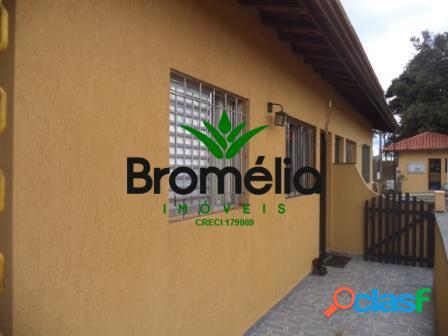 Casa c/2 dormitórios, Jardim Colonial, Atibaia/SP.