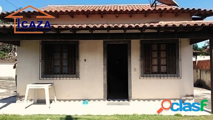 Casa com 2 quartos no Bairro do Coqueiral, Araruama