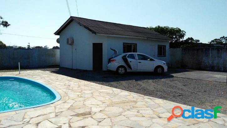 Casa com Excelente e Amplo Terreno - Norte da Ilha