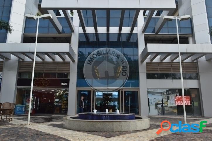 Sala comercial, 56m² no Absolutto Recreio dos Bandeirantes