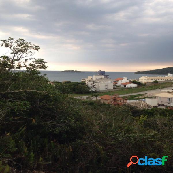 Terreno no SANTINHO com vista para o mar. Florianópolis