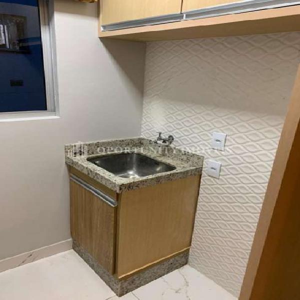 Apartamento com 2 Quartos à Venda, 55 m² por R$ 215.000