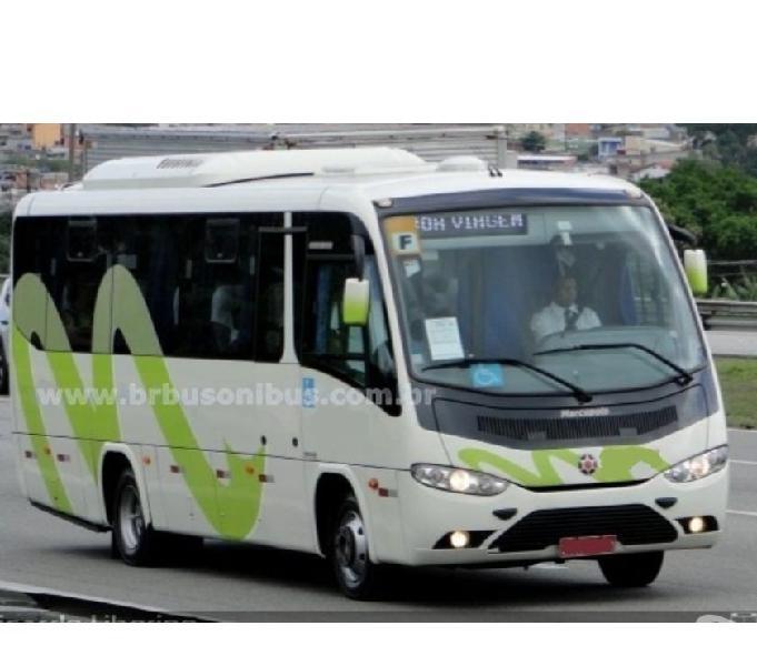 Micro ônibus Executivo - Ùnico Dono Senior 2010