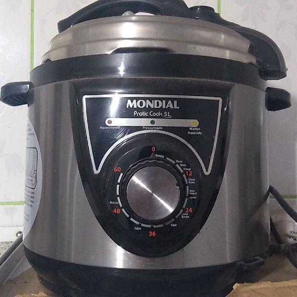 Panela De Pressão Elétrica Mondial - 5L
