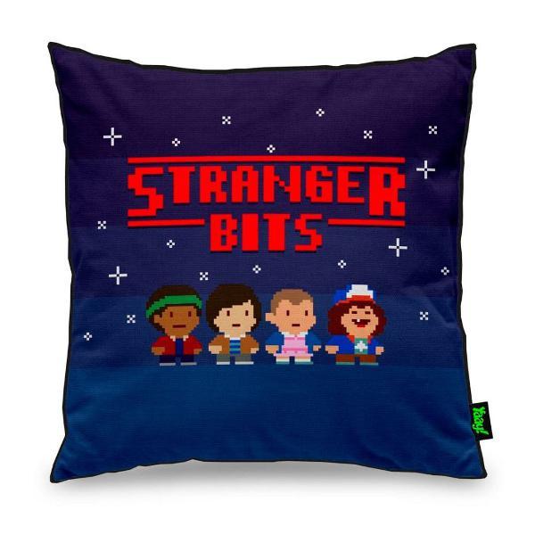 almofada stranger bits - 40 x 40 cm