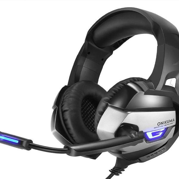 fone headset gamer k5