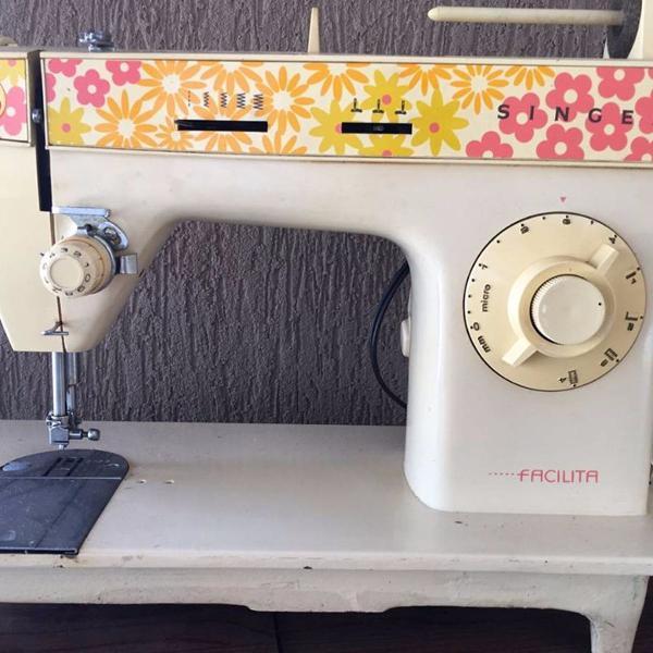 maquina de costura singer facilita 248