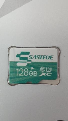 Cartão de memória micro Sdxc128gb classe 10