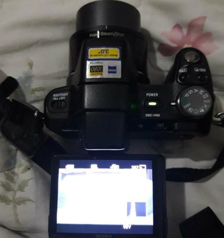 Câmera digital Sony Full HD