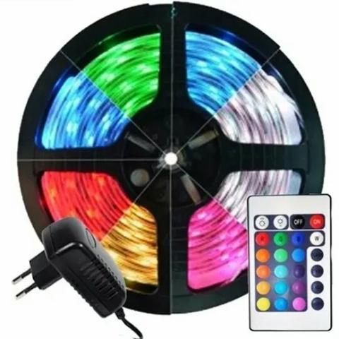 FITA DE LED RGB  E  Leia a discrição