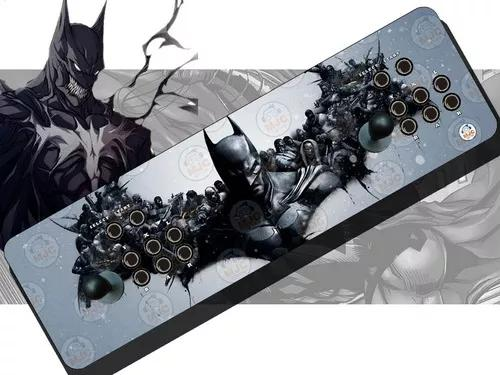 Fliperama Portátil Arcade Batman + 13 Mil Jogos 64gb Arcade