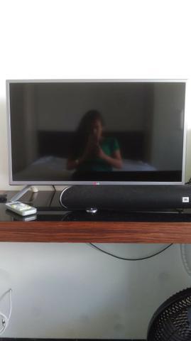 Smart TV LG 32 polegadas com conversor digital incluso