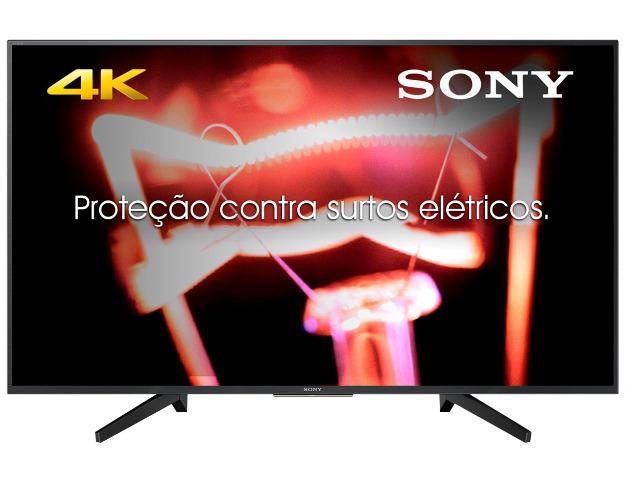 TV 4K Hdr Smart Tv Led KD-43X705F 43 4K X-Reality Pro,