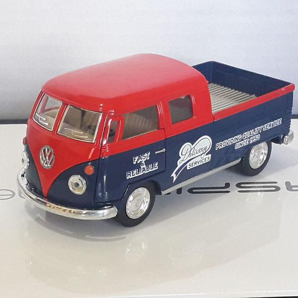 VW Kombi cab. dupla 1963