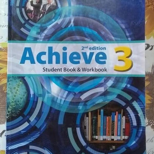 achieve 3 student book and workbook 2nd edition