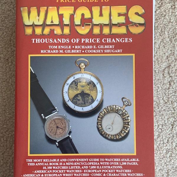 guia completo de preços e avaliação de relógios em