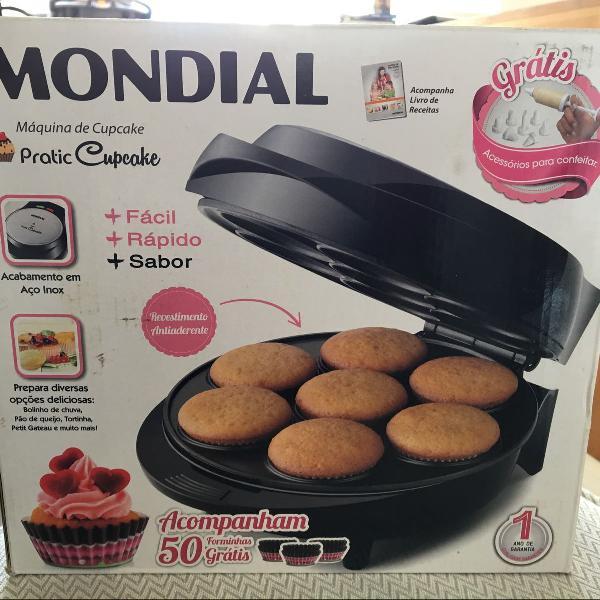 máquinas de cup cake mondial
