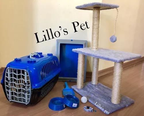 Arranhador Gato Kit Completo