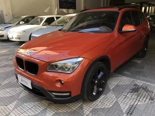 BMW X1 X1 2.0 16V TURBO ACTIVEFLEX SDRIVE20I 4P AUTOMÁTICO
