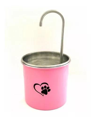 Bebedouro Fonte Para Gatos Alumínio 2 Litros Bivolt
