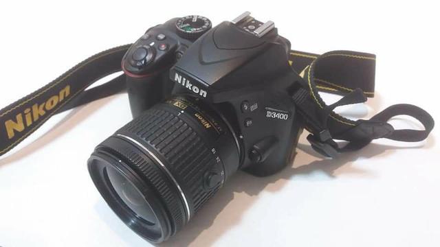 Câmera Nikon D