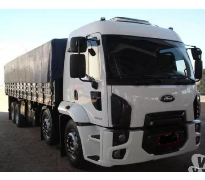 FORD CARGO 2428 ANO 2012