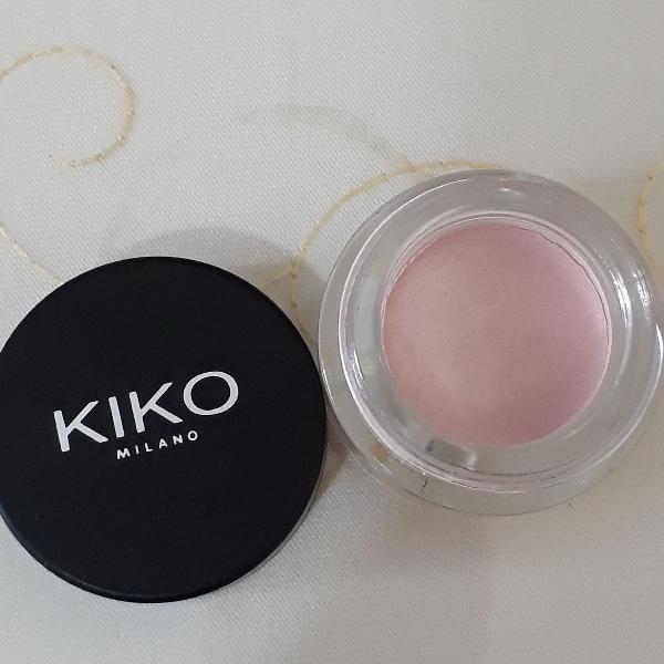 Sombra em creme longa duração Kiko Milano