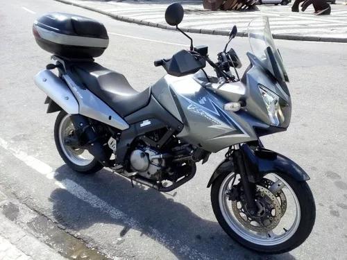 Suzuki Dl 650 Cinza - Único Dono