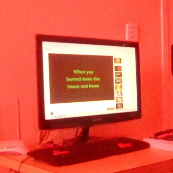 TV/Monitor Samsung 24 polegadas