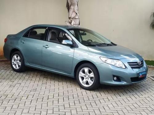 Toyota Corolla Corolla 1.8 XEI 16V FLEX 4P AUTOMÁTICO