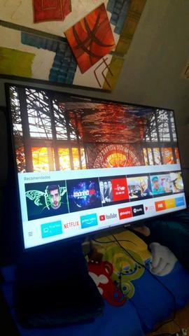 Tv smart 55 4 k wi fi ultra led ultima sansung unico dono
