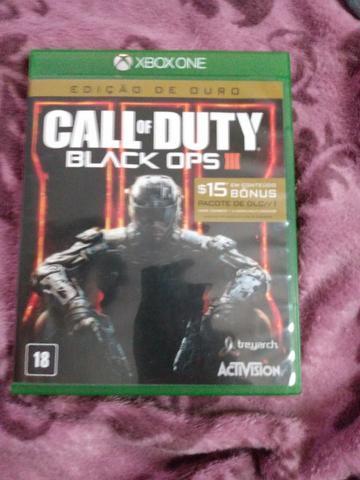 Call Of Duty Black Ops 3 Vendo ou Troco