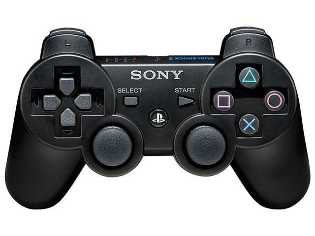 Controle PS3 Sem Fio Dualshock (Entrega grátis *