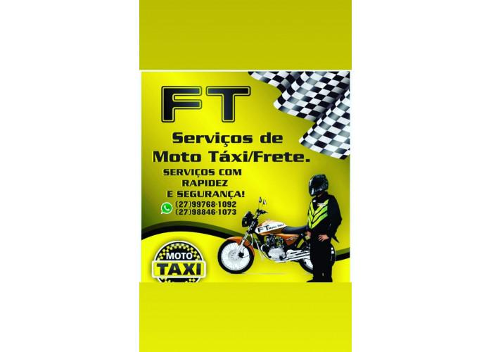 Disk moto taxi