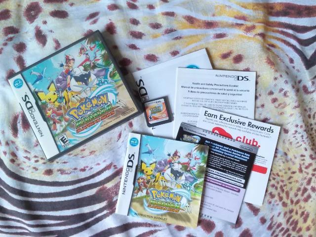 Pokémon Ranger Guardian Signs - Original Completo - Ds