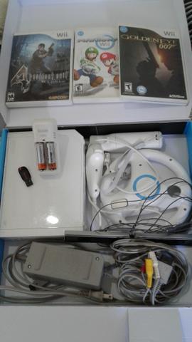 Vendo Nintendo Wii desbloqueado para usb