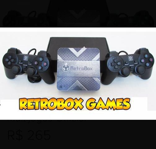 Videogame Retrô Retrobox PRONTA ENTREGA