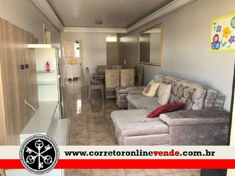 Apartamento com 2 Quartos à Venda, 80 m² por R$ 248.000