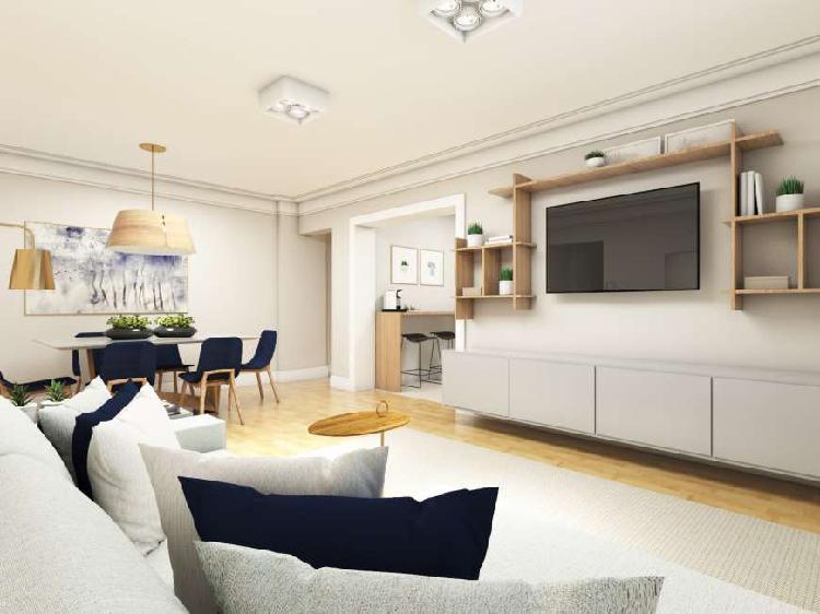 Apartamento com 3 Quartos à Venda, 100 m² por R$ 1.250.000