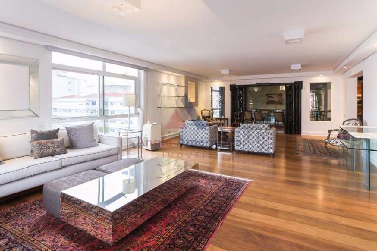 Apartamento com 3 Quartos para Alugar, 357 m² por R$