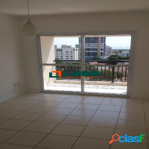 Apartamento com área de lazer completa