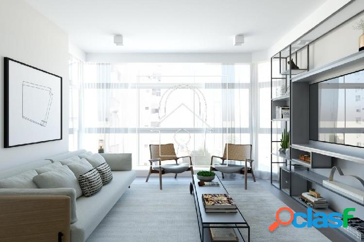 Apartamento à venda reformado e modernizado com 141m² no