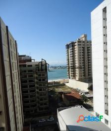 Apto frente, vista para o mar, 3 Quartos à Venda, 130 m²