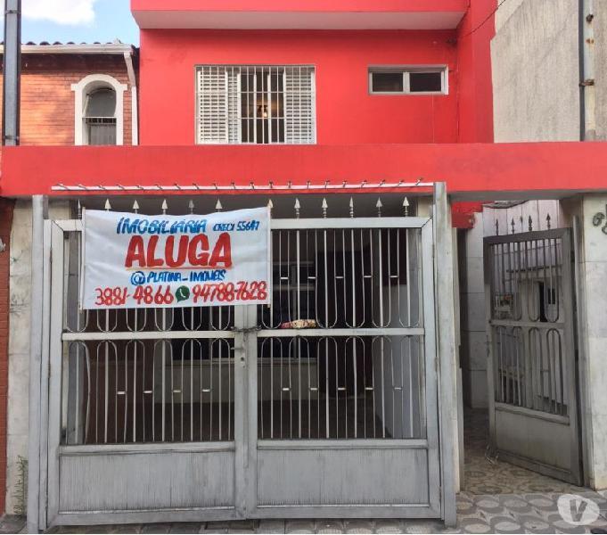 CASA PARA LOCAÇÃO NA VILA RÉ-SP.