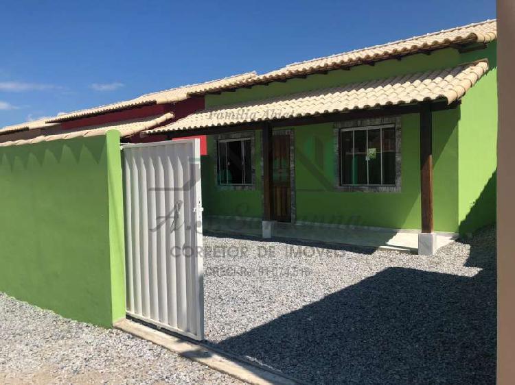 Casa com 2 Quartos à Venda, 60 m² por R$ 95.000 COD.