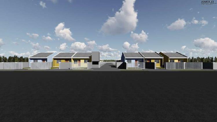 Casa de Condomínio com 2 Quartos à Venda, 42 m² por R$