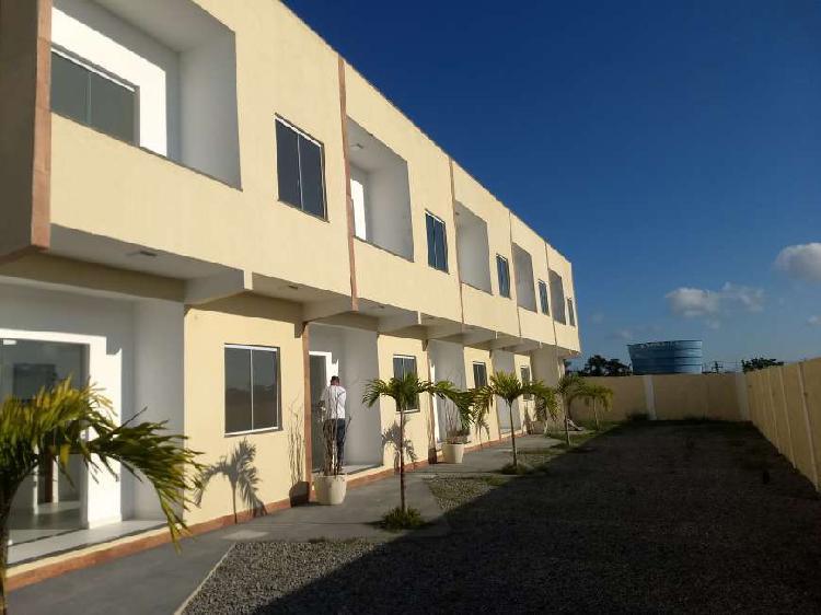 Casa de Condomínio com 2 Quartos à Venda, 65 m² por R$