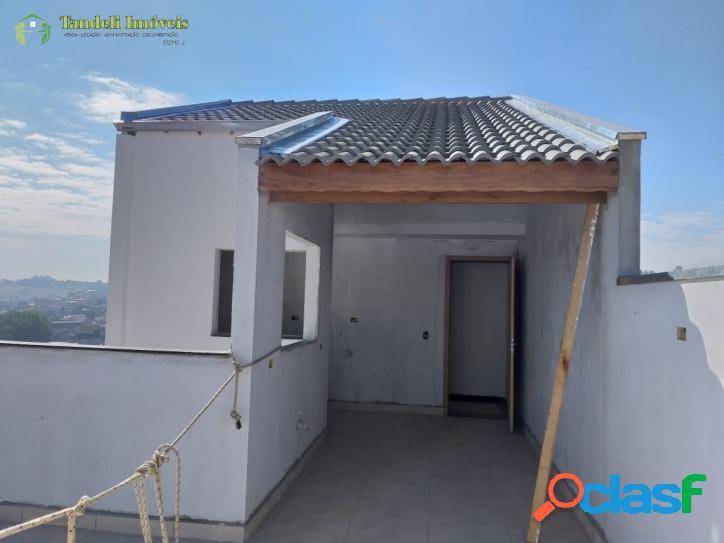 Cobertura sem condomínio, 2 dormitórios, Vila Junqueira