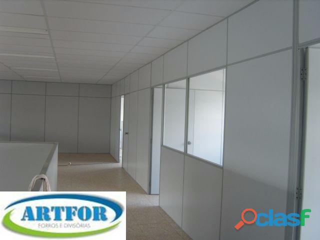 Empresa Divisórias Eucatex, Revenda Divisórias Eucatex,